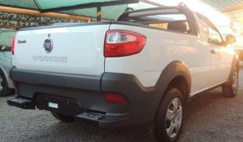 Fiat Strada Working  C/simple 1.4 Aa Seguridad completo