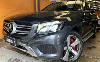 Mercedes Benz Clase Glc 300 4matic Amg-line (241cv)