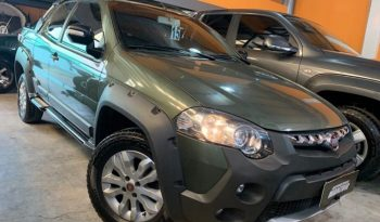 Fiat Strada Adventure C/doble 1.6 16v. Seguridad completo