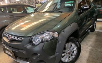 Fiat Strada Adventure C/doble 1.6 16v. Seguridad